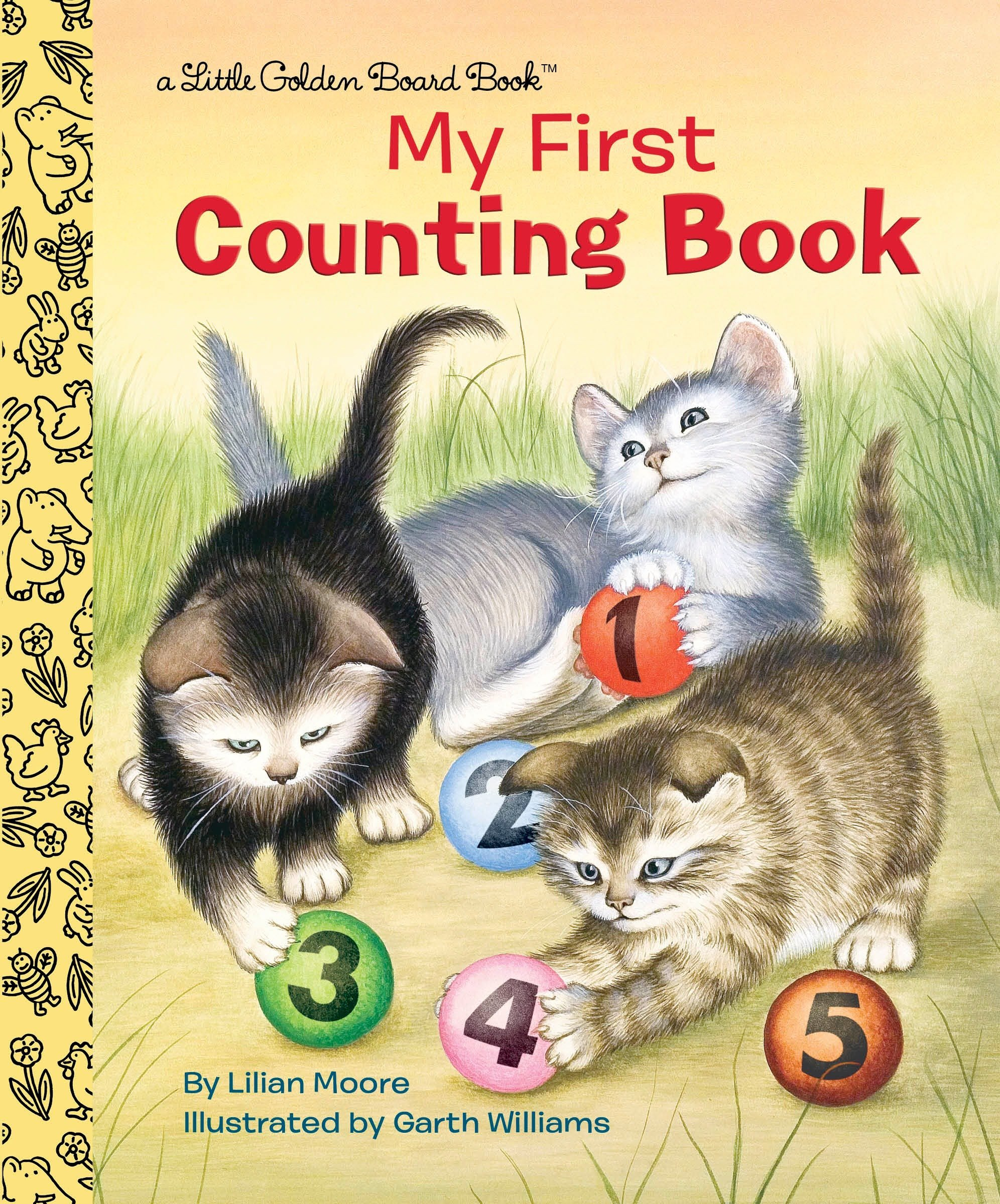 MY FIRST COUNTING BO pdf epub