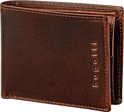 Herren Leder Portemonnaie Geldbörse Geldbeutel Portmonee Brieftasche Bags