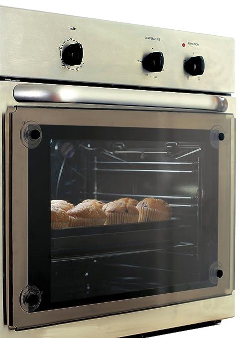 25 opinioni per Clevamama 7100 Protezione trasparente per forno