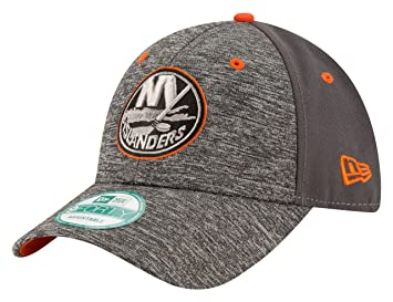 1b59c92f555 NHL New York Islanders Men s The League Shadow 9FORTY Adjustable Cap ...