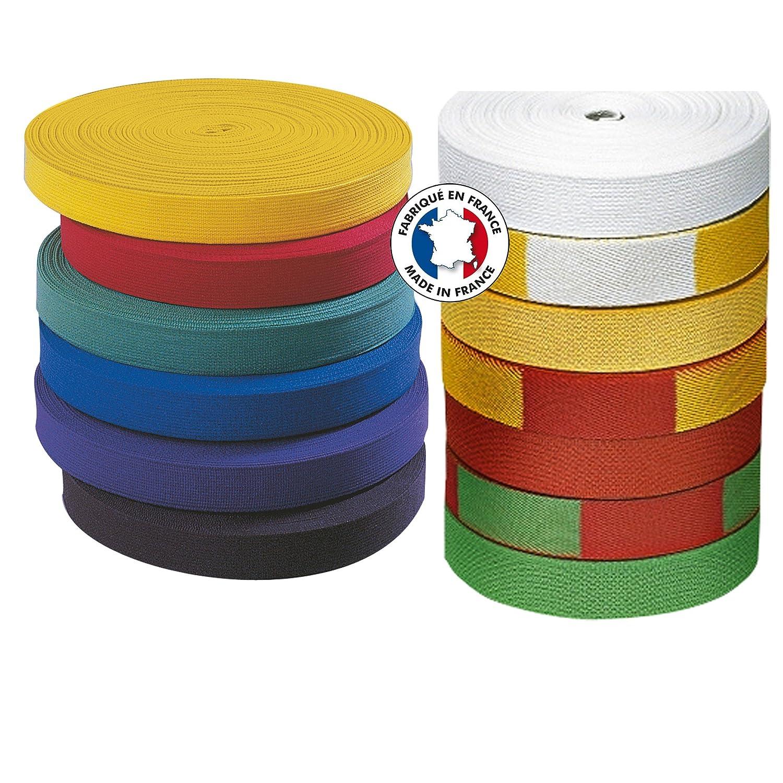 1monde2sport - rouleaux ceinture judo/tkd 50 metres couleurs au choix Battler