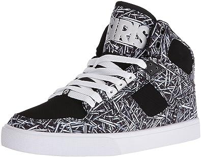 334d572e00 Osiris Men's NYC 83 VLC Skateboarding Shoe, Nailed/Multi, ...