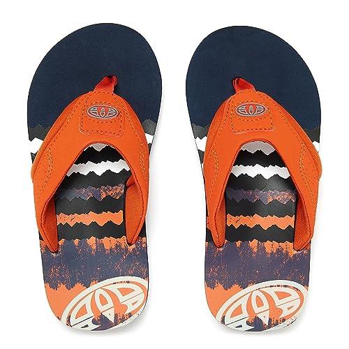 7e28f1d6fe50 Animal Boys Jekyl Logo Flip-Flop  Amazon.co.uk  Shoes   Bags