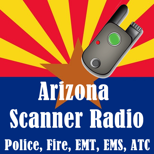 Arizona Scanner Radio   Police  Fire  Ems  Emt  Atc