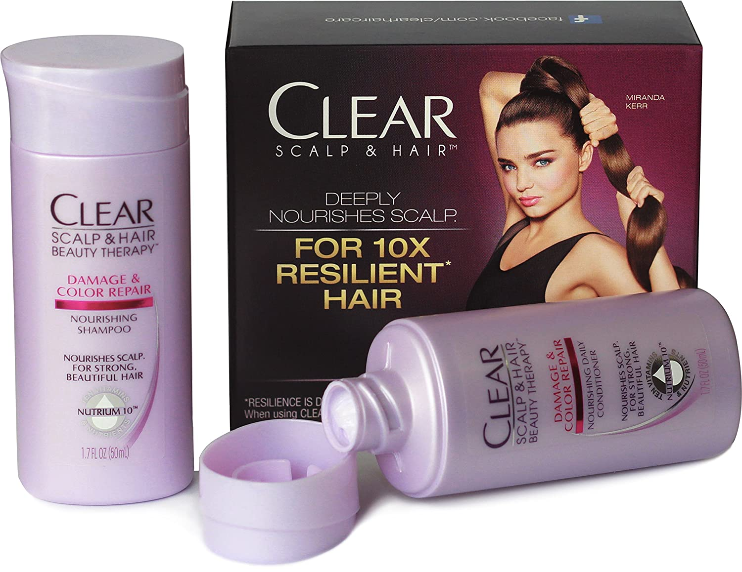 Amazon Clear Scalp Hair Beauty Therapy Damage And Color