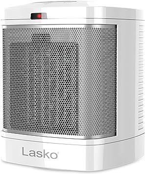 Amazon Com Lasko Cd08200 Small Portable Ceramic Space Heater For