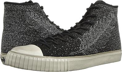 694c6bdb0b31b8 Amazon.com  John Varvatos Mens Mid Top Engineered  Shoes