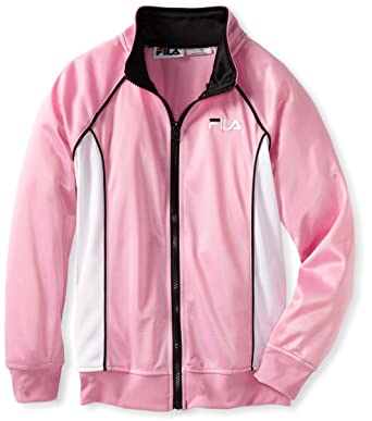 Amazon.com: Fila Big chaqueta de chica para chica: Clothing