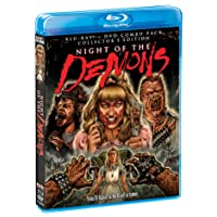 Deals on Night Of The Demons Blu-Ray