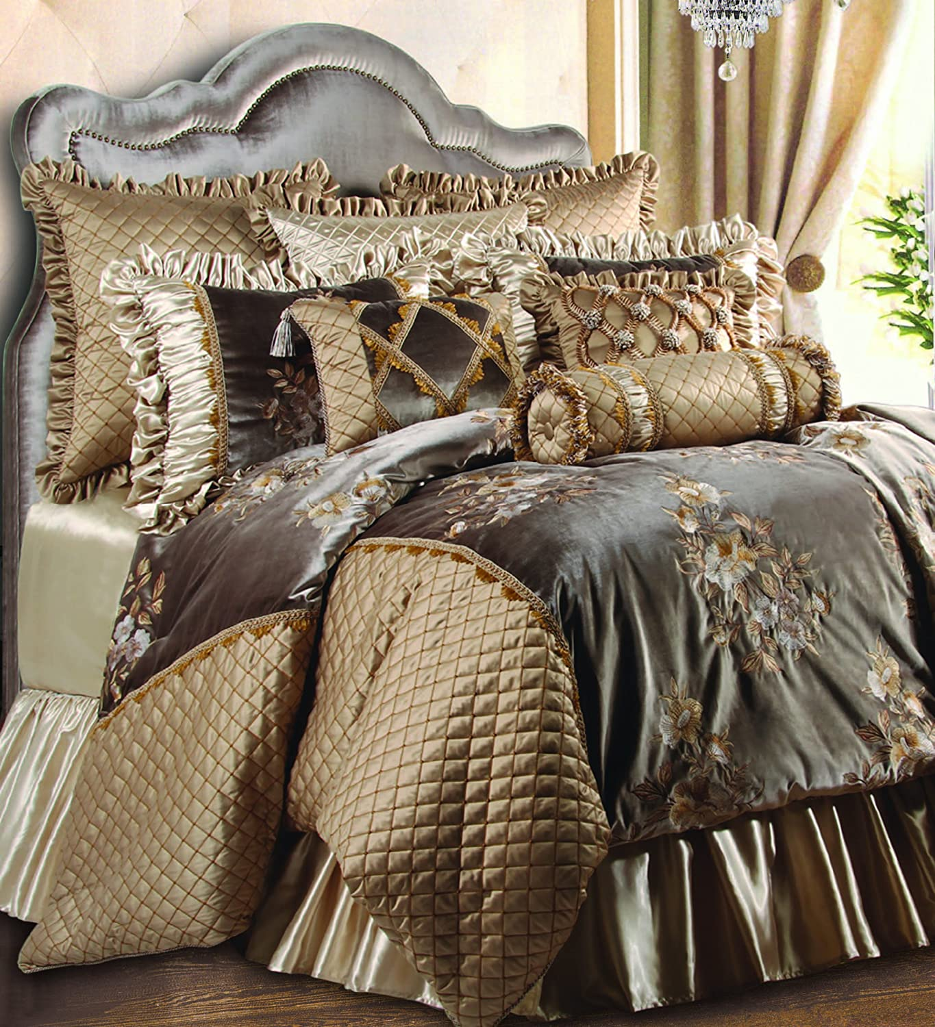 victorian bedding ensembles