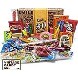 30TH BIRTHDAY RETRO CANDY GIFT BOX