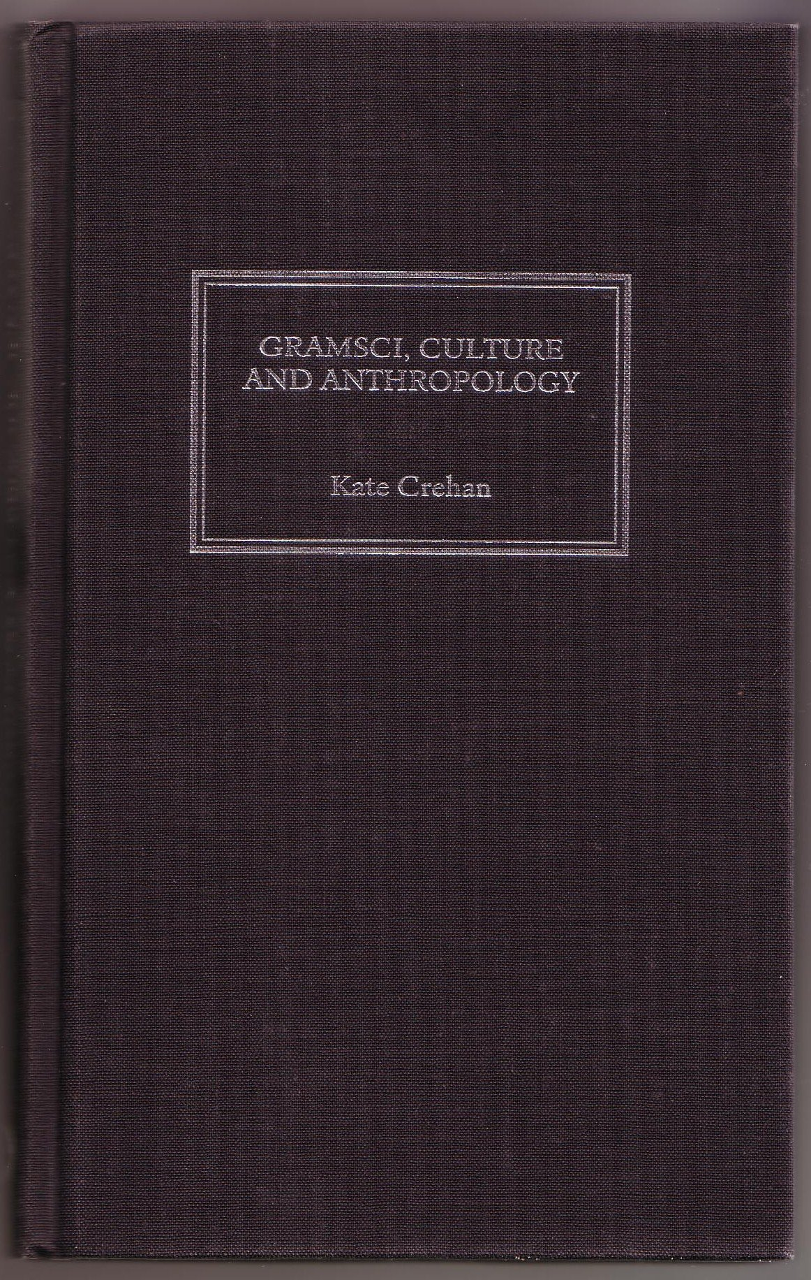 Download Gramsci, Culture and Anthropology ebook