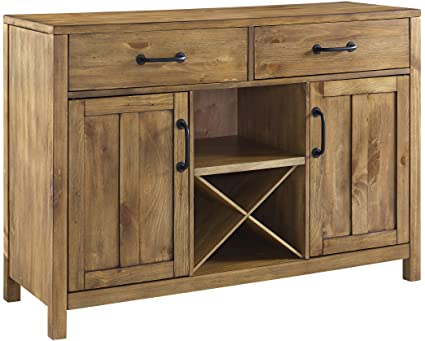 Merveilleux Crosley Furniture Roots Buffet Dining Room Storage   Natural