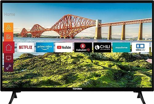 Telefunken-XH24J501V-24-Zoll-Fernseher-Smart-TV