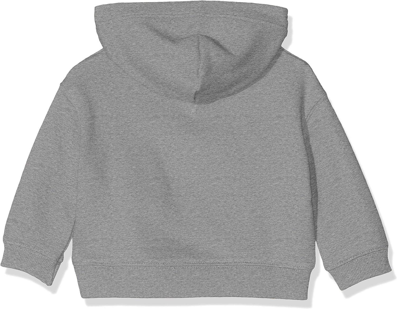 Tommy Hilfiger Essential Graphic Logo Hoodie Sweat-Shirt /À Capuche B/éb/é Fille