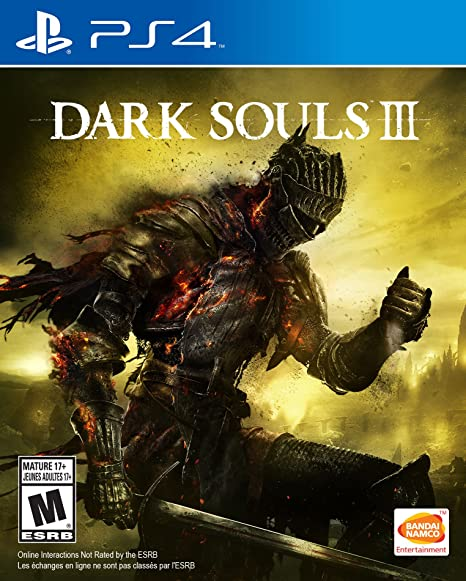 [Amazon Canada]Dark Souls 3 PS4/X1 $24.99
