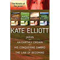 The Novels of the Jaran: Jaran, An Earthly Crown, His Conquering Sword, and The Law of Becoming (English Edition)