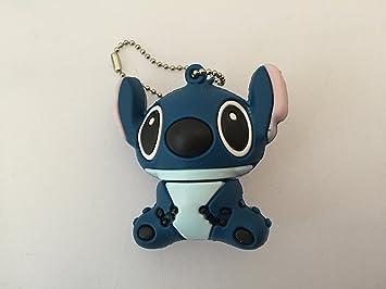 USB 16gb Goma Mascota alienígena Stich - Lilo Y Stich ...