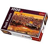 "Trefl 33032 ""The Roofs of Jerusalem Puzzle (3000-Piece)"