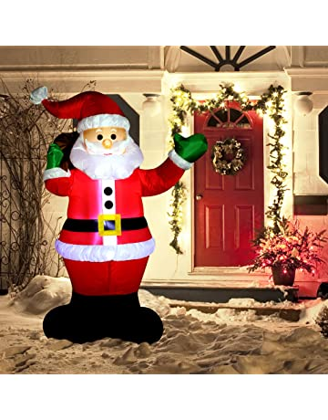 Amazon Com Outdoor Holiday Decorations Patio Lawn