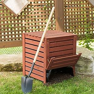 Leisure Season CB2730 Compost Bin