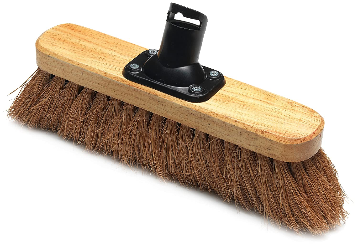 Addis 275 mm Coconut Fill Soft Broom Head Coco 513879