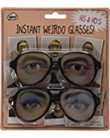 NPW His and Hers Instant Weirdo Glasses