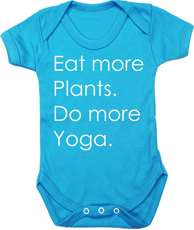 Hippowarehouse Eat More Plants. Do More Yogo. Chaleco para ...