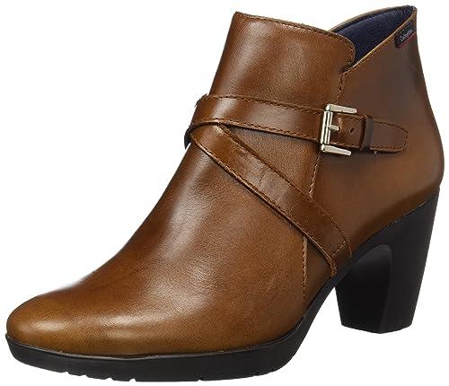 Callaghan Cris, Botines para Mujer, Marrón (Cuero), 39 EU: Amazon.es: Zapatos y complementos
