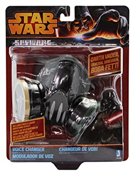 Jazwares 15104 Star Wars - Máscara con distorsionado de voz