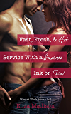 Men at Work: 3 Books in 1: Fast, Fresh, and Hot; Service With a Smolder; Ink or Treat