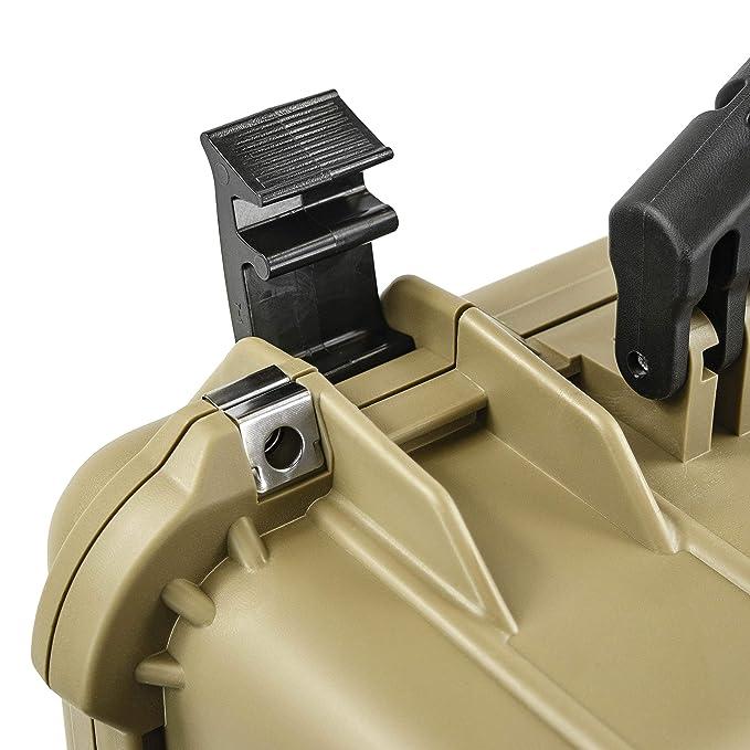 Amazon.com: Eylar - Funda rígida para pistola táctica de 20 ...