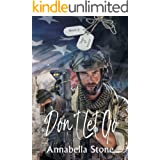 Don't Let Go: MM Military Suspense (Tags of Honor Book 3)