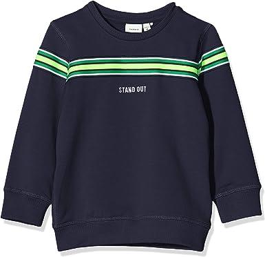 Name It Boys Nmmtony Ls Sweat Bru Sweatshirts