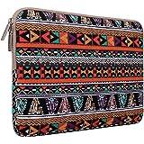 MOSISO - Stile Bohemien Tessuto di Tela Custodia Borsa Involucro Sleeve Case per MacBook Pro da 15-15.6 Pollici, Fenice
