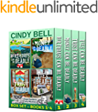Sage Gardens Cozy Mystery Series Box Set Volume 1 (Books 1 - 4)