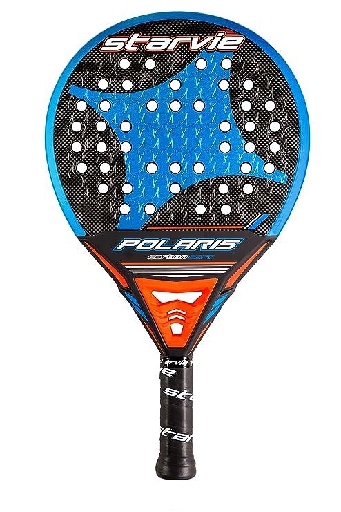 StarVie Polaris Carbon Soft Pala de Pádel, Unisex Adulto, Azul ...