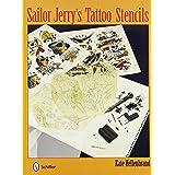 Sailor Jerry's Tattoo Stencils