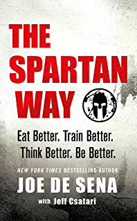 Amazon spartan up a take no prisoners guide to overcoming the spartan way eat better train better think better be better fandeluxe Image collections