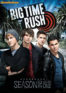 Amazon big time movie rags nickelodeon double feature big time rush season 1 volume one m4hsunfo