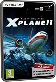 Amazon com: Official Version - X-Plane 11 Global Flight