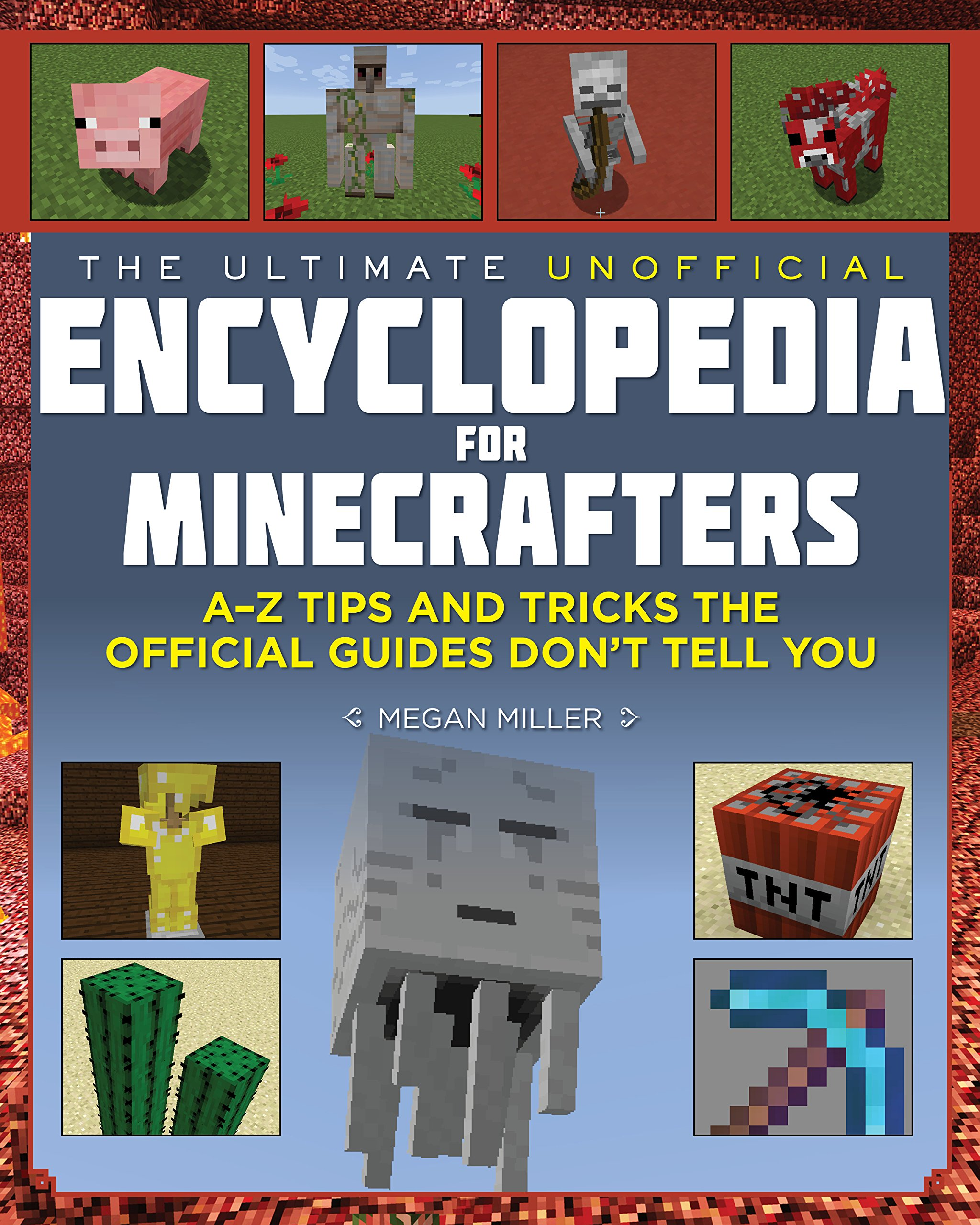 Ultimate Unofficial Encyclopedia Minecrafters Official product image