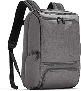 eBags Pro Slim Jr Laptop Backpack (Heathered Graphite)