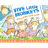 Five Little Monkeys Play Hide and Seek (A Five Little Monkeys Story)