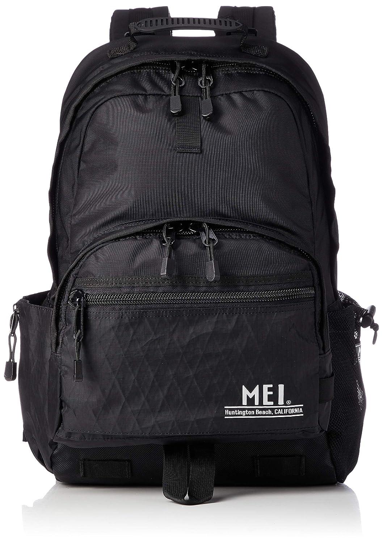 [メイ] リュック Packs DX A4収納 B07L4Q53MD ブラック