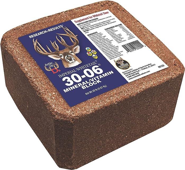 The Best Deer Attractant Food