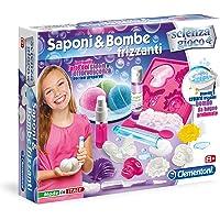 Clementoni 13988 - Saponi e Bombe Frizzanti