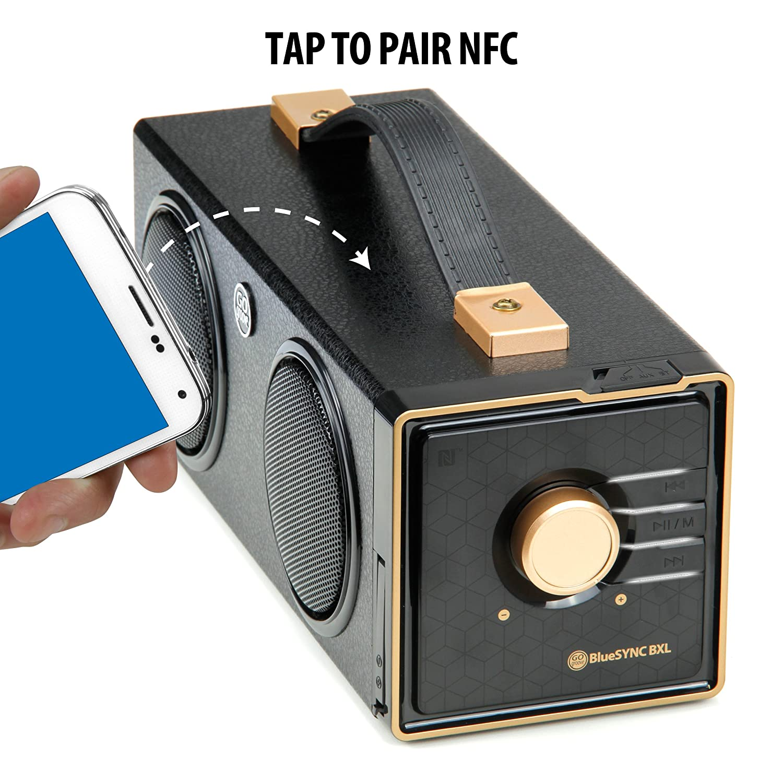 Amazon.com: Gogroove portátil altavoz recargable Bluetooth ...