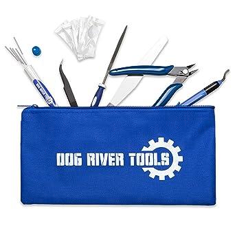 Amazon.com: Kit de herramientas de limpieza de boquilla de ...