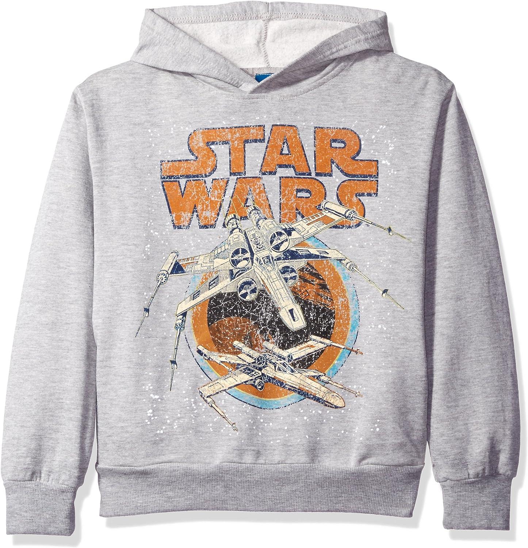 Star Wars Boys Blended Logos Hoodie